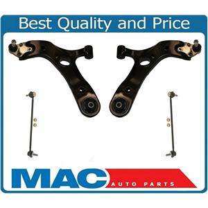 For 10-12 HS250H 11-16 Scion TC 08-14 XB L & R Lower Control Arms Sway Bar Links