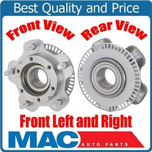 Tested Wheel Bearing Hub Assembly (2) Front For 01-2004 Tracker