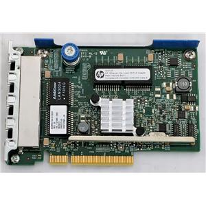HP 634025-001 331FLR 1GB 4 Port Ethernet Network Adapter 684208-B21 Refurbished