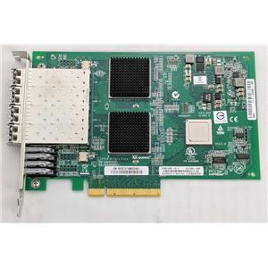 NetApp QLE2564-NAP PX4810402-10 111-00481 4-Port FCP Target 8Gb PCI-e w/ SFPs