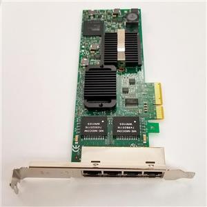 Dell HM9JY Intel Pro 1000 ET Quad Port 10/100/1000 PCI-e NIC Network Card