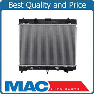 NEW OSC 2889 Radiator for Toyota Yaris 1.5L Manual Tansmission 2006 to 2010
