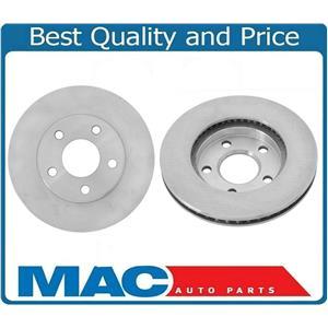 Front Brake Disc Rotor Rotors For Malibu Alero Grand AM Cutlass