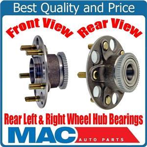 2/  Rear Wheel Hub Bearings for Acura TL 99-03 & Honda Accord V6 98-02