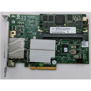 Dell PERC H800 SAS RAID Controller VVGYD PowerVault 1GB Cache and Battery