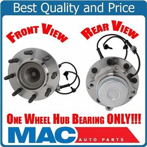 03-11 Gmc Chevrolet 515059 Front Wheel Hub -Over 9600 lbs Reference# 25840786