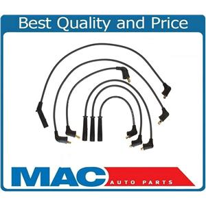 Brand New Set Of Ignition WIre For Nissan Pick Up Axxess D21 Stanza 2.4L Models