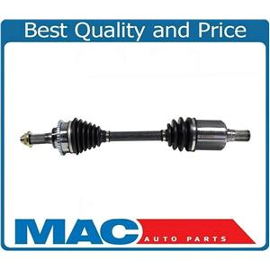 New Front Driver Axle for Mercury Milan 06-07 3.0 6 Speed Automatic Transmission