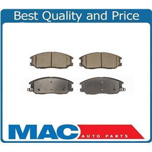 Disc Brake Pad-Ceramic Brake Pads Front Dash 4 for 03-09 Kia Sorento