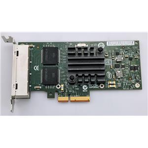 Intel Ethernet Quad-Port Server Adapter i340-T4 E1G44HTBLK Low Profile Bracket