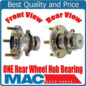 (1) 100% New Rear Wheel Hub Bearing for 1995-2000 Dodge Avenger New Rear