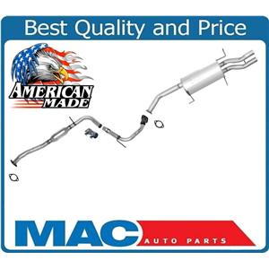 New Dual Muffler Exhaust System Made in USA for Mazda MX3 1.8L 1992-1994