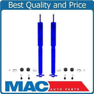 2 New FRONT Monroe Matic Shock Shocks for 99-04 Grand Cherokee No Up Country