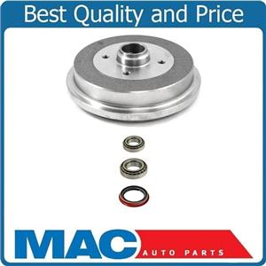 for 89-98 Jetta 100% New (1) Brake Drum With Rear Bearings & Seal