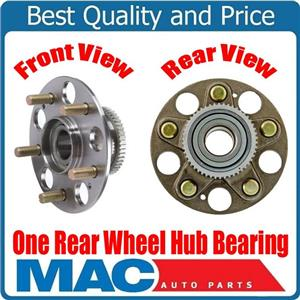 100% Brand New Torque Tested Rear Wheel Hub Bearing Assembly for Acura TL 99-03