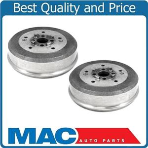 Brand New Rear Left and Right Brake Drums for Kia Sportage 1995-1997