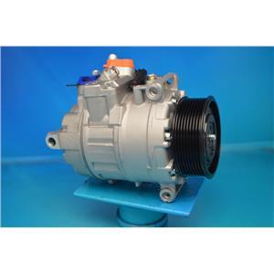 AC Compressor Fits 2002 2003 2004 Mercedes C32AMG 3.2L (1YW) New 158358