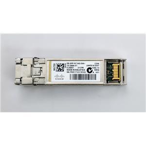 Cisco DS-SFP-FC16G-SW 16Gbps SFP+ SW LC Transceiver 10-2666-01