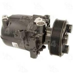 AC Compressor For 2005-17 Nissan Frontier 2005-2015 Xterra (1 yr W) New 58885