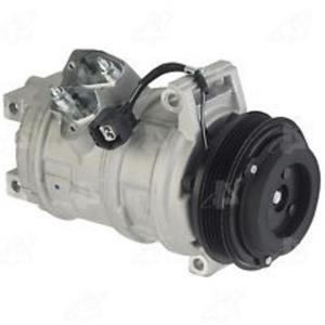 AC Compressor For 2004-2009 Cadillac SRX 4.6L (1 Year Warranty) New OEM 98305