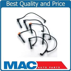 New Ignition Spark Plug Wire Set Complete for 99-02 VW Jetta 2.8L V6
