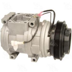 AC Compressor Fits 1994 1995 1996 1997 Toyota Previa (1YW) New 78336