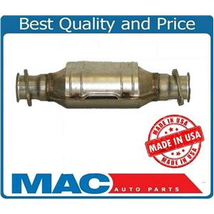 Villager Quest D21 Pick up 2WD Rear 16 1/4 Inch OAL Catalyic Converter