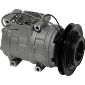 AC Compressor For 1989-1994 Mazda MPV 1987-1988 Toyota Cressida (1YW) New 68371
