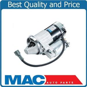 Starter Motor Fits For Nissan Frontier 3.3L 02-04 3 Year Warranty