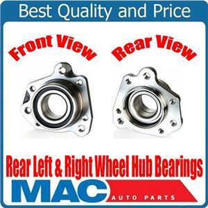 REAR Left & Right  Wheel Hub Bearing Assembly for Honda CR-V 1997-2001