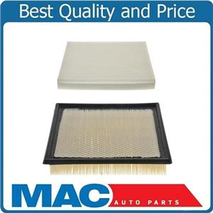 For Ford MUSTANG 2005-2009 100% New Cabin Air Filter & Engine Air Filter