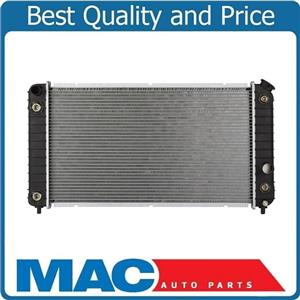 100% Leak Tested Radiator 96-05 S10 Blazer SUV 4.3 With Eng Oil Cooler Automatic