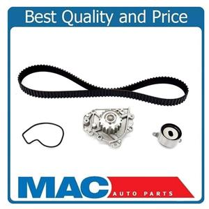 100% New Engine Timing Belt and Water Pump Kit for Acura Integra and Honda Cr-V