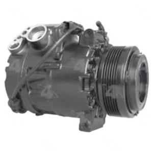 AC Compressor fits 2007 2008 2009 2010 BMW X5 3.0L (1 Year Warranty) R97447