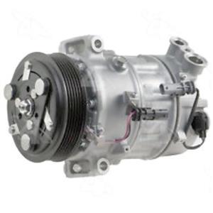 AC Compressor Fits 2012 Buick Regal (One Year Warranty) Reman 98244