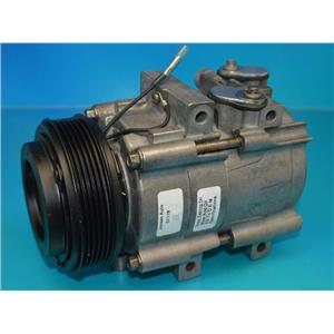 AC Compressor fits 2002-2005 Kia Sedona  (One Year Warranty) Reman 57119