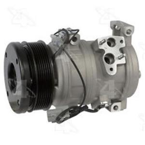 AC Compressor For Toyota 4Runner & FJ Cruiser 4.0L (1 Year Warranty) N97306