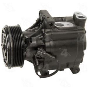 AC Compressor Fits Subaru Outback  Legacy  (1 Year Warranty) R 157384