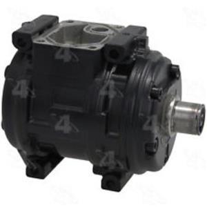 AC Compressor fits Acura Chevy Dodge Geo Honda Hyundai Mitsubishi (1YW) R57341