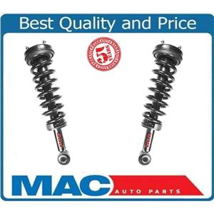 Ford F150 4X2 Lincoln Mark LT 4X2 (2) Front Quick Spring Strut and Mount 1336331