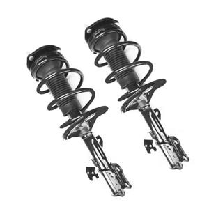 ES300 W/O Adaptive Suspention Camry (2) FRONT Quick Spring Strut and Mount