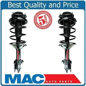 1331760L 1331760R (2) Front Quick Spring Strut and Mount