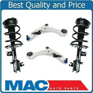 Front Complete Struts Lower Control Arms for Nissan Altima 3.5L SE SL 2007-2012