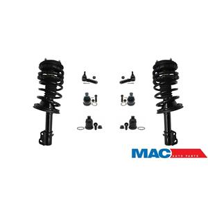 Caravan Grand Caravan Town & Country Voyager F Spring Strut and Mount 6Pc Kit