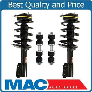 COMPLETE FRONT COIL SPRING STRUTS MOUNT SWAY LINKS KIT FOR 02-07 RENDEZVOUS