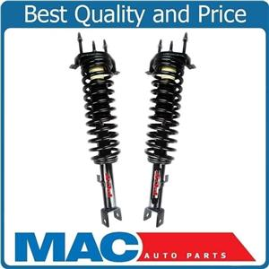 Fits For 01-06 Sebring Convertible Only (2) Rear Quick Spring Strut and Mount