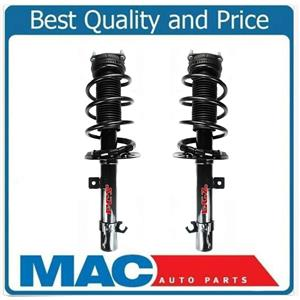 Fits For 08-11 Focus Sedan 08-10 Focus Coupe Coil Spring Strut and Mount 2Pc