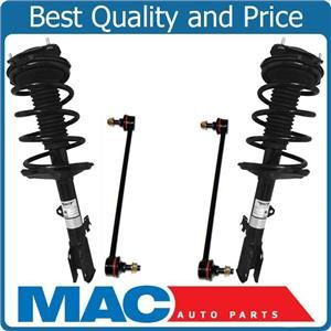 Front Quick Coil Spring Strut Mount Sway Bar Link Set For 00-05 Toyota Rav 4 AWD
