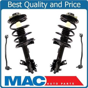 Front Quick Coil Spring Struts Mount Sway Bar Links Set For 04-08 Nissan Maxima