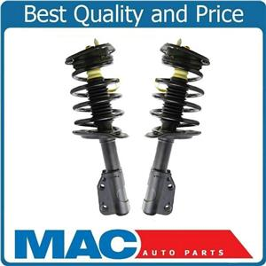 F Complete Coil Spring Struts Fits 06-08 Lucerne CXL CX Without Magnetic Ride 2p
